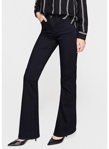 Mavi Jean Pantolon | Sydney - Regular Flare Siyah